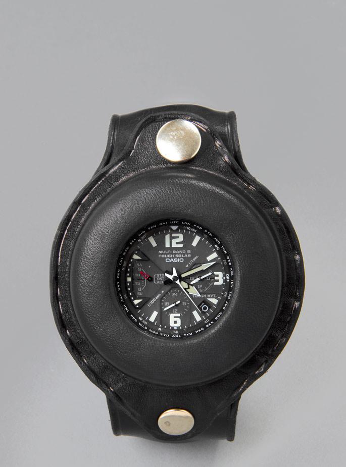 how to start stopwatch on fitbit blaze