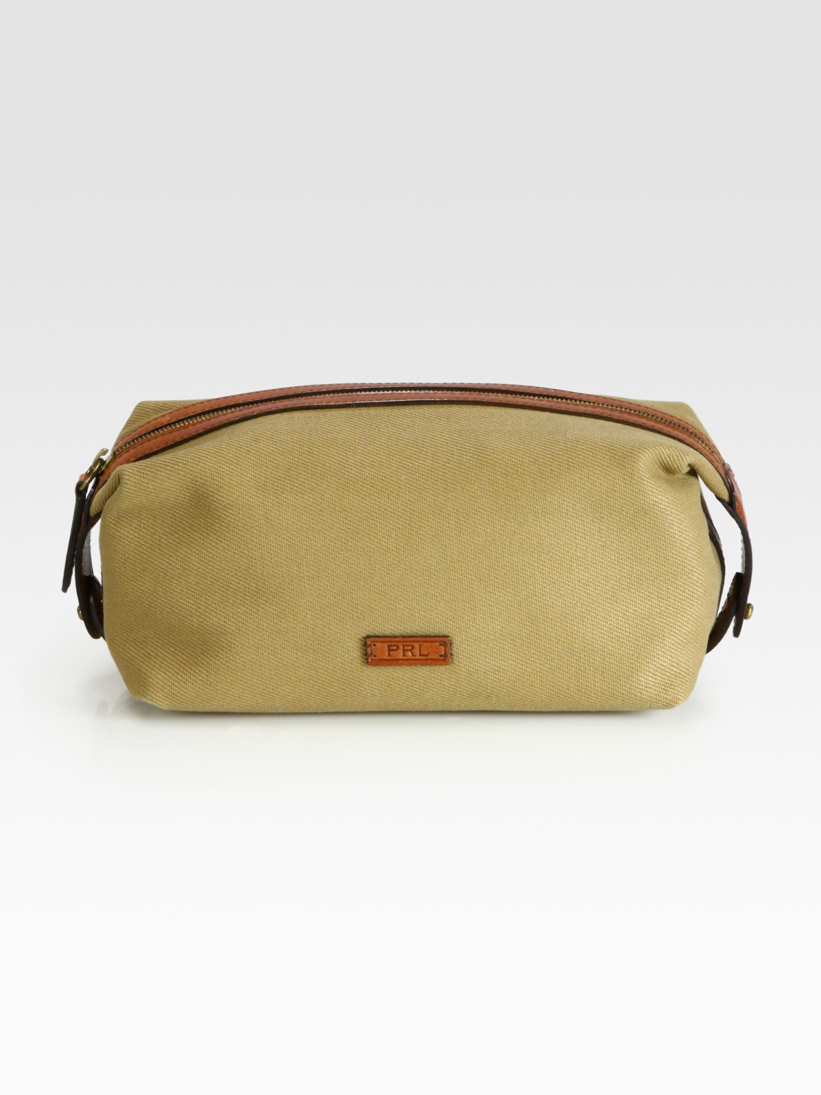 8fa5acb3a68a Lyst - Polo Ralph Lauren Dopp Kit in Natural for Men