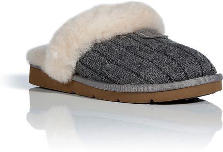 Cozy Knit Hearts Ugg Boots National Sheriffs Association