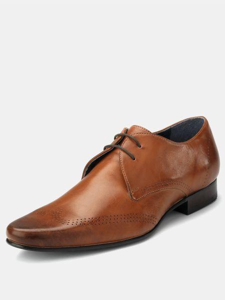 Mens Ben Sherman Brown Shoes