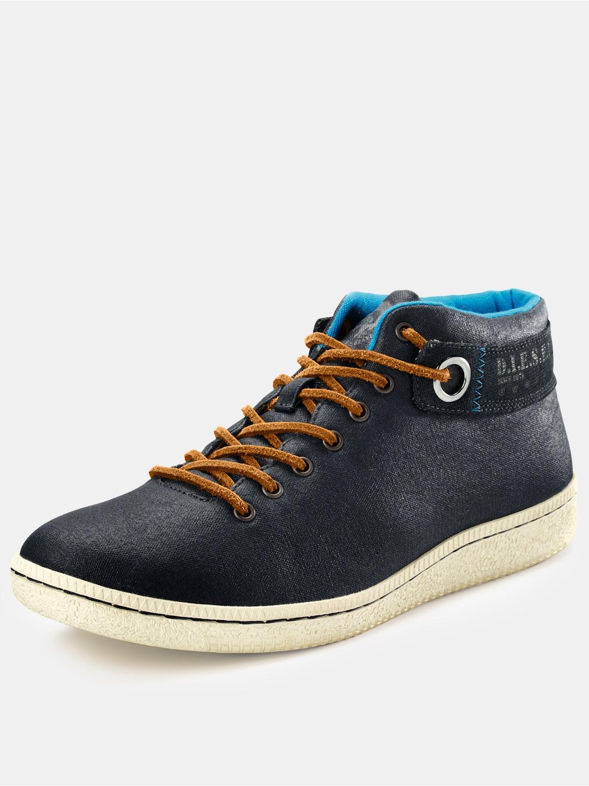 Diesel Diesel Mens Daffy High Top Boots in Brown for Men ...