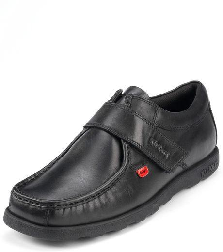 Kickers Fragma Mens Strap Shoes