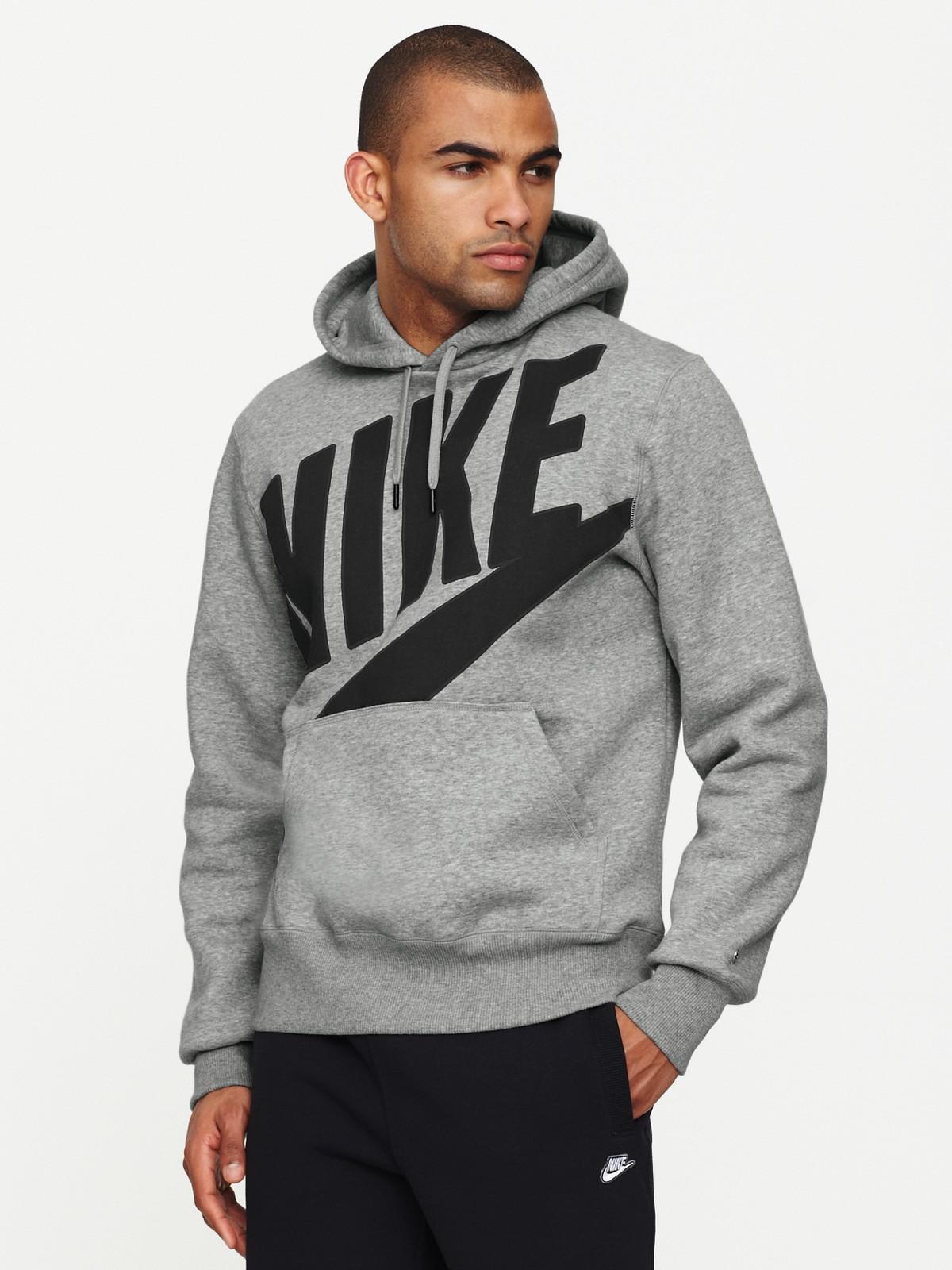 Nike Limitless Hoodie in Gray for Men (grey_marl) | Lyst