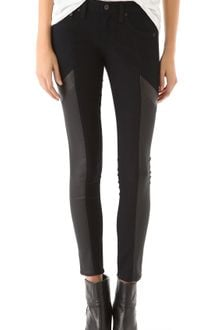 Rag & Bone Grand Prix Motocross Legging Jeans - Lyst