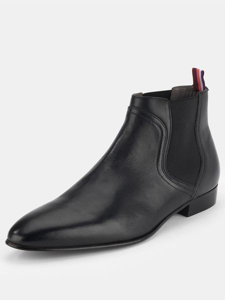 ted baker enapay mens chelsea boots in black for lyst
