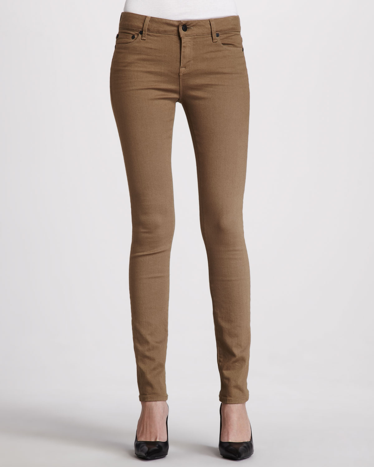 Awesome Details About New Womens Khaki Green Slim Combat Pants Skinny Cargo