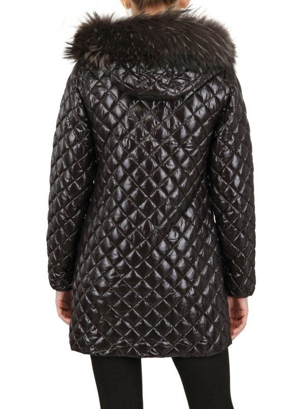 Duvetica Acca Quilted Coat