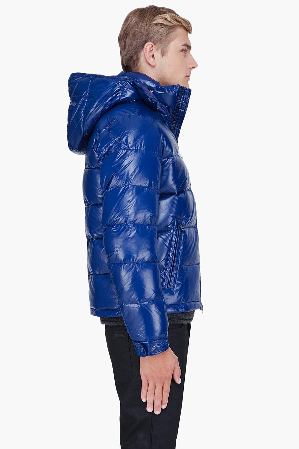 Moncler Maya Blue Jacket