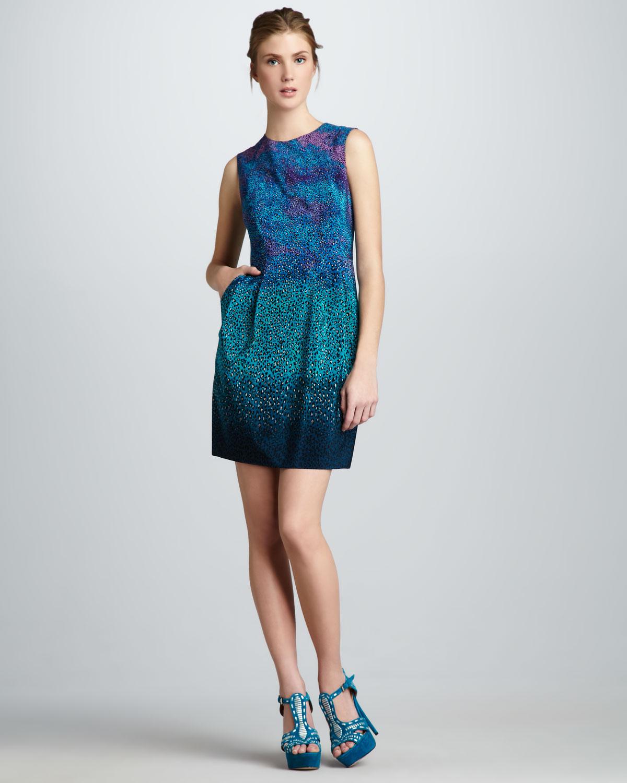 Nanette Lepore Firefly Dress