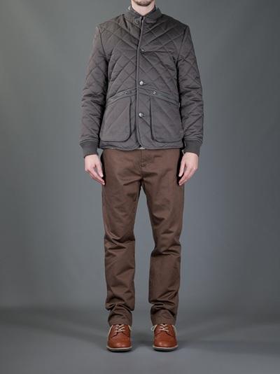 Green Jacket Waltham | Outdoor Jacket