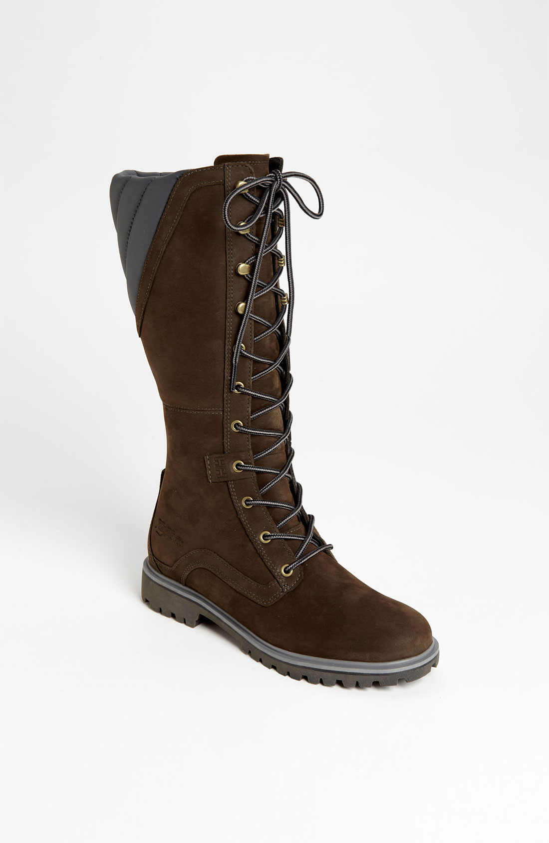 Helly Hansen Solli Tall Boots In Brown Espresso Gum Lyst