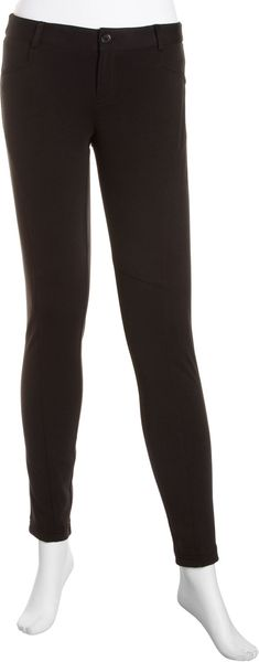Laundry By Shelli Segal Knit Riding Pant - Lyst