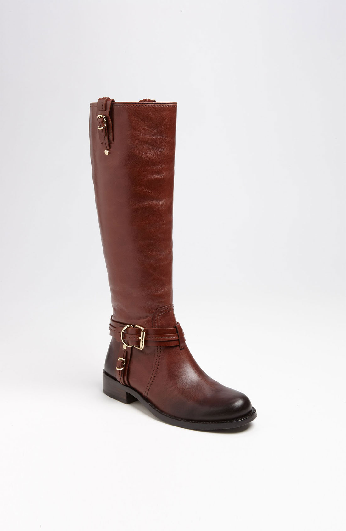 Vince Camuto Kabo Boot In Brown Rich Cocoa Lyst