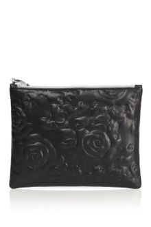 Christopher Kane Ss Black Frankenstein Clutch - Lyst