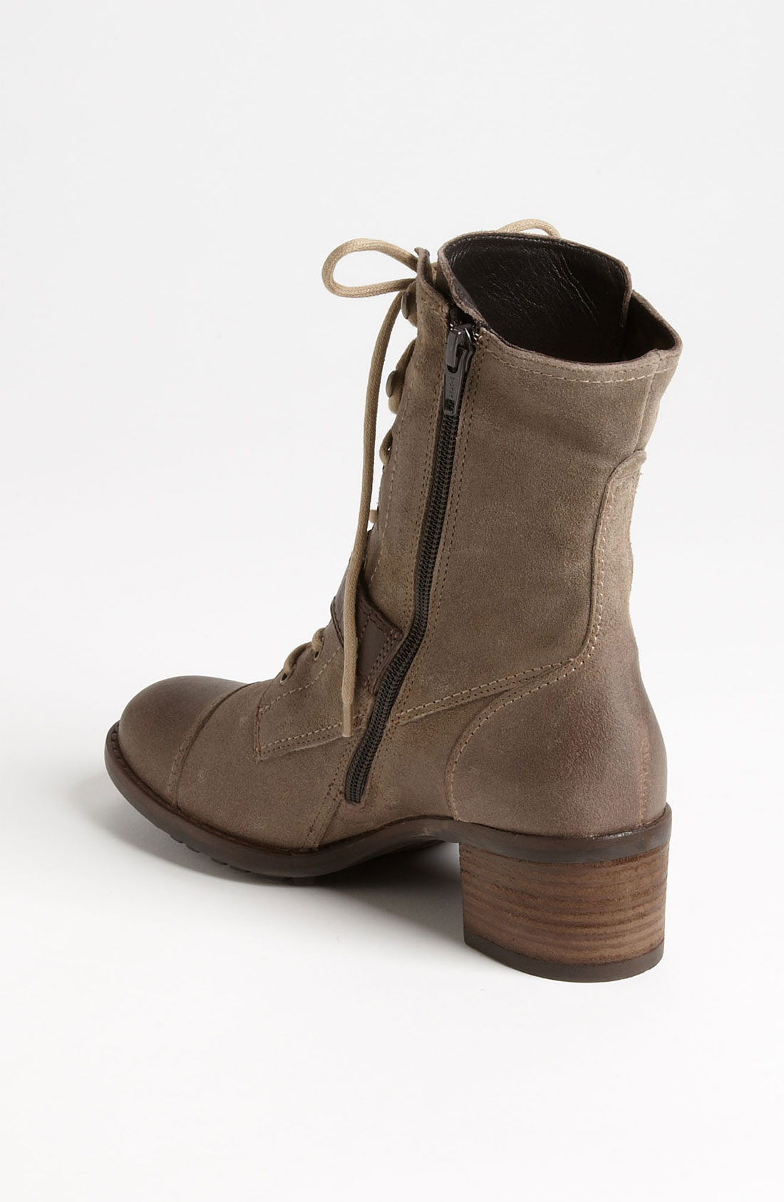 Paul Green Norway Boot In Brown Stone Lyst