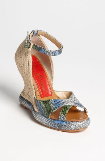 Paloma Barceló Wedge Sandals - Lyst
