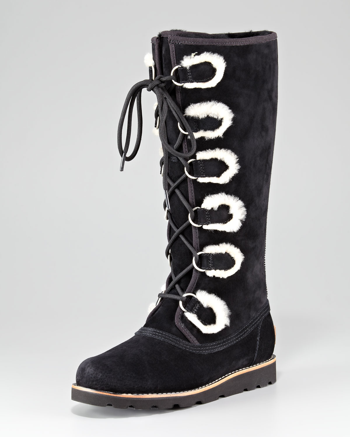 6d0133c399a release date ugg tall lace up boots ddf88 8b562