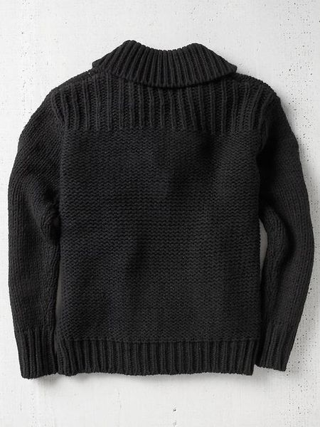 Diesel Nani Sweater in Black for Men