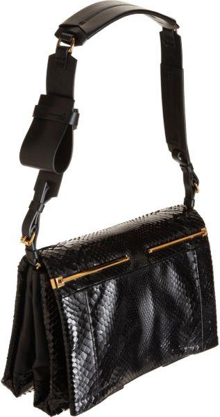 Lanvin Folding Shoulder Bag 11