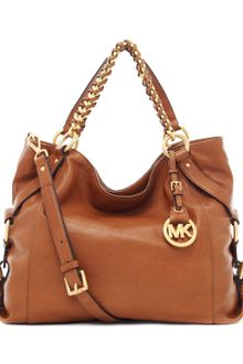 Michael by Michael Kors Tristan Large Shoulder Tote Bag - Lyst