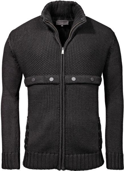 Karl Lagerfeld Jacket Black In Black For Men Lyst