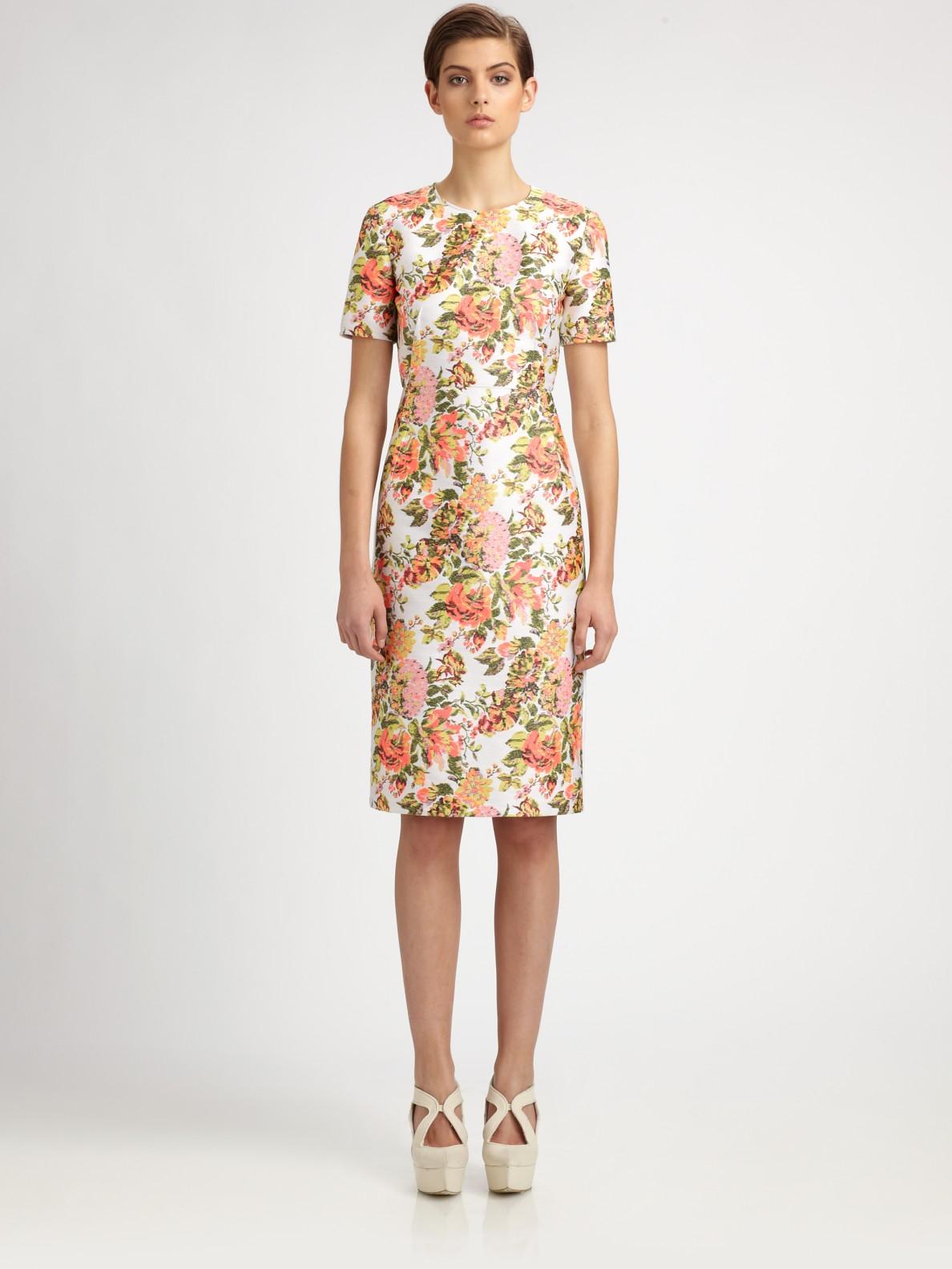 Stella mccartney Floral Jacquard - 184.0KB
