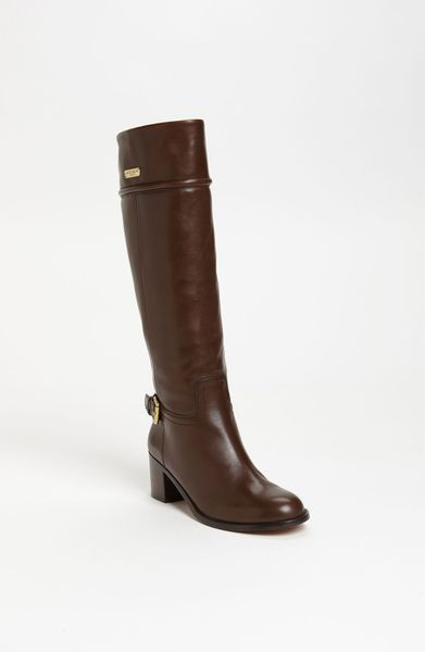Coach Stacy Boots in Brown (chestnut)