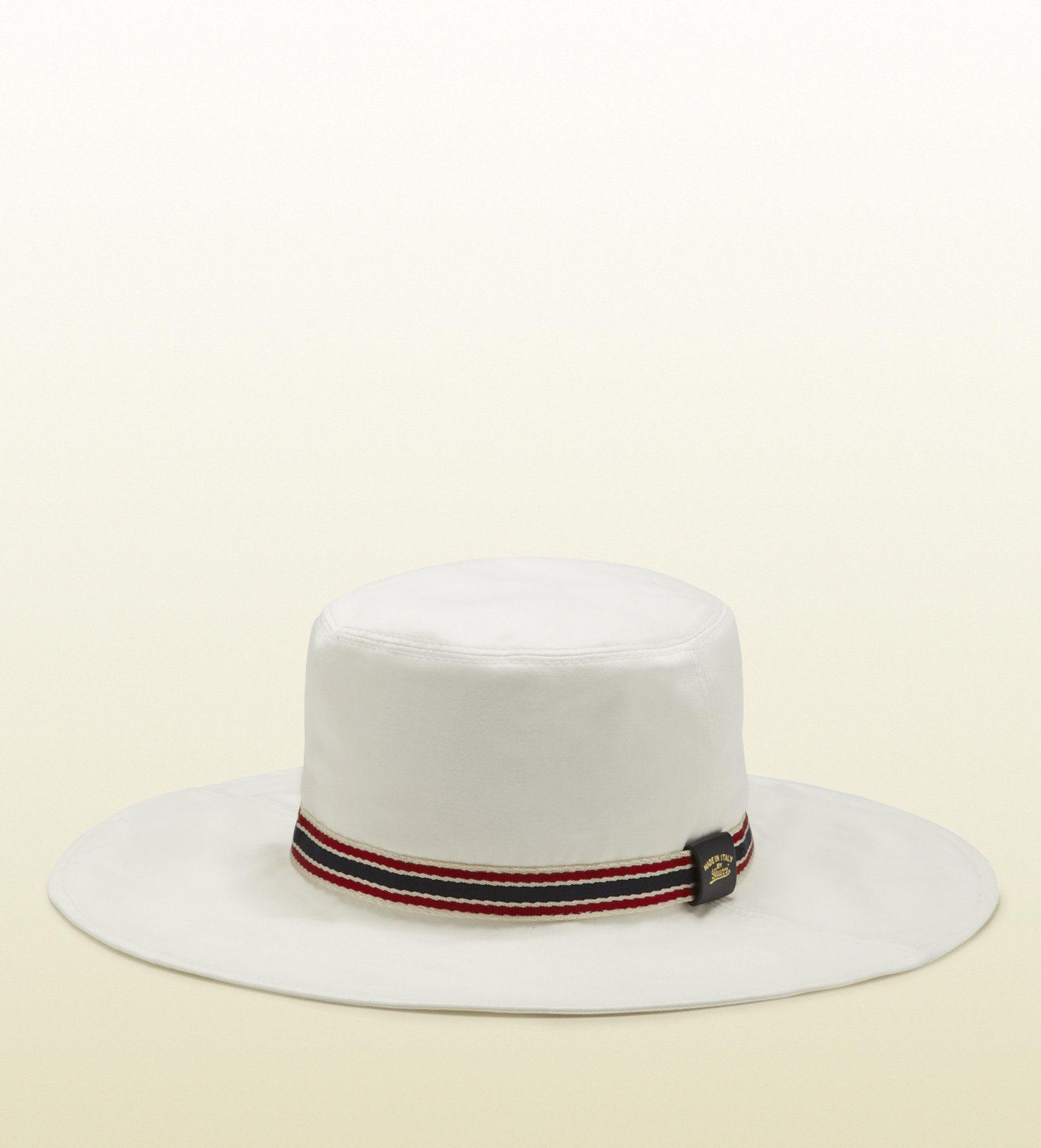 White Gucci Hat - BrandAlley |White Gucci Hat