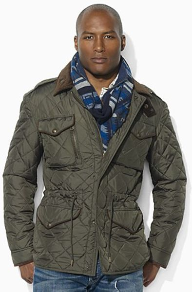 Quilted Combat Boots Quilted Combat Jacket in