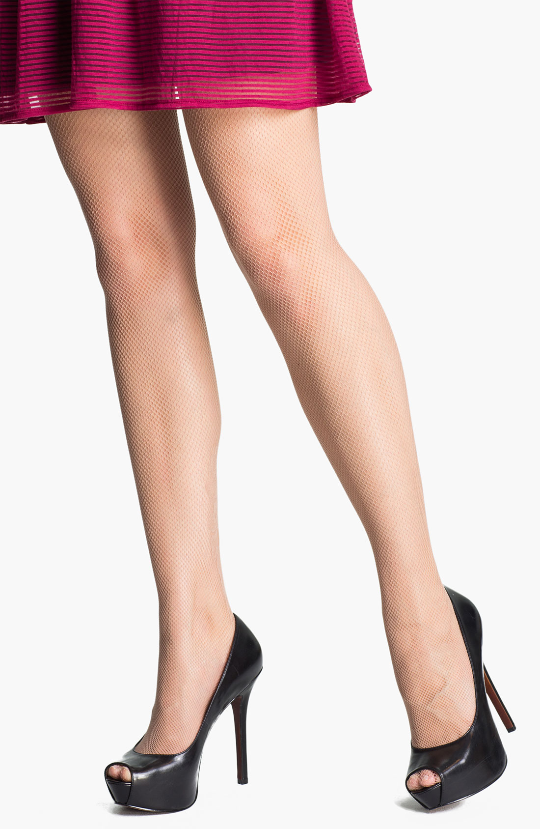 Pantyhose with back seam