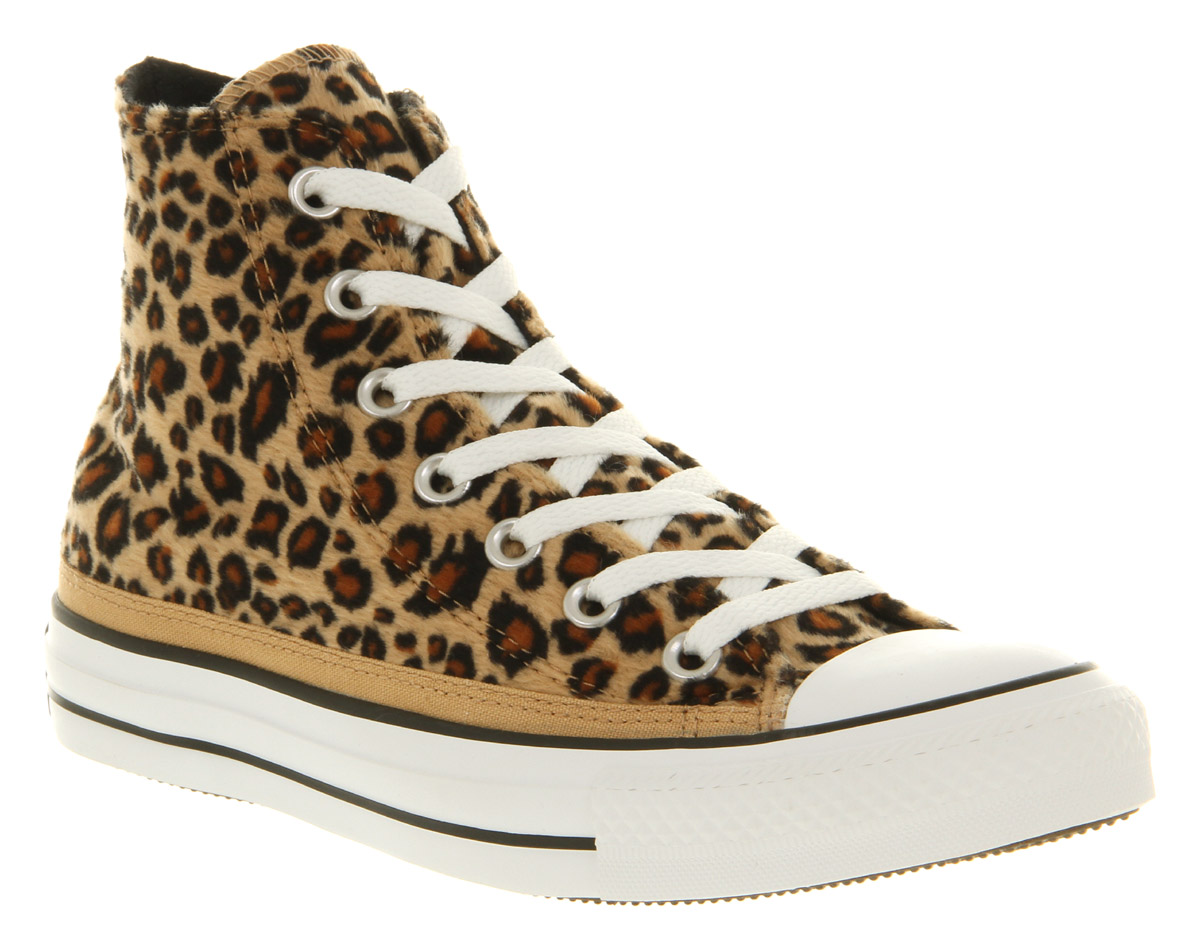 leopard print converse sneakers for women