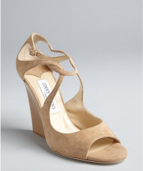 Qupid Brown Faux Suede Strappy Heels BuckleClosure I got