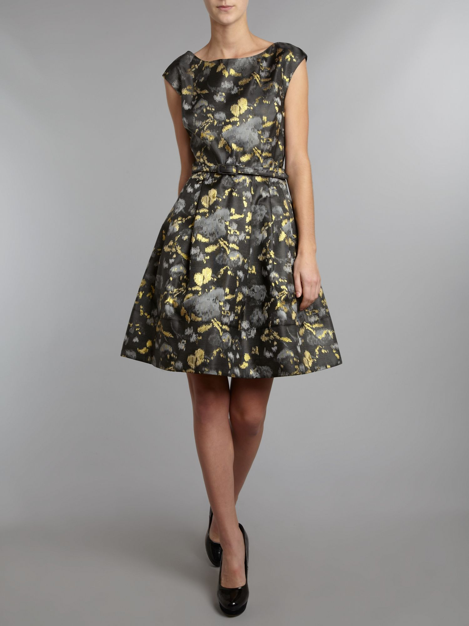 yellow dress house of fraser untold
