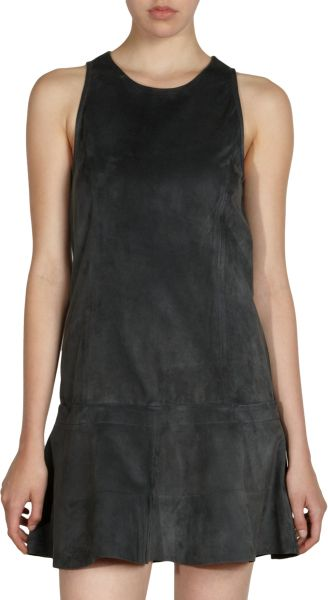 Balenciaga Flared Dress in Black