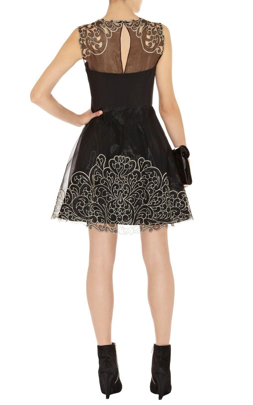 Karen millen baroque prom dress