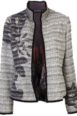 Etro Tweed Reversible Jacket