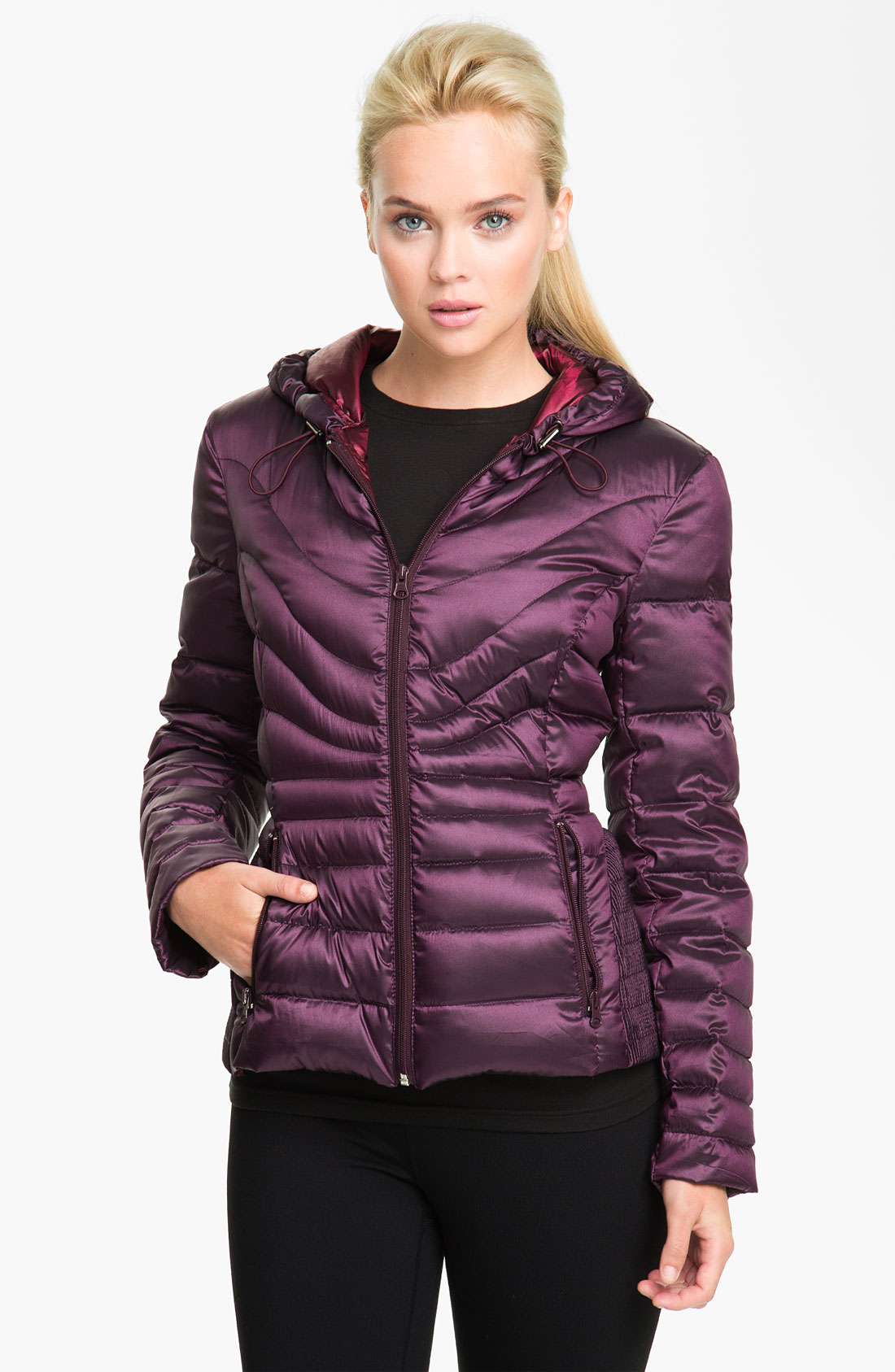 North Face Packable Down Jacket