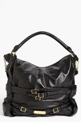 Burberry Bridle Leather Hobo