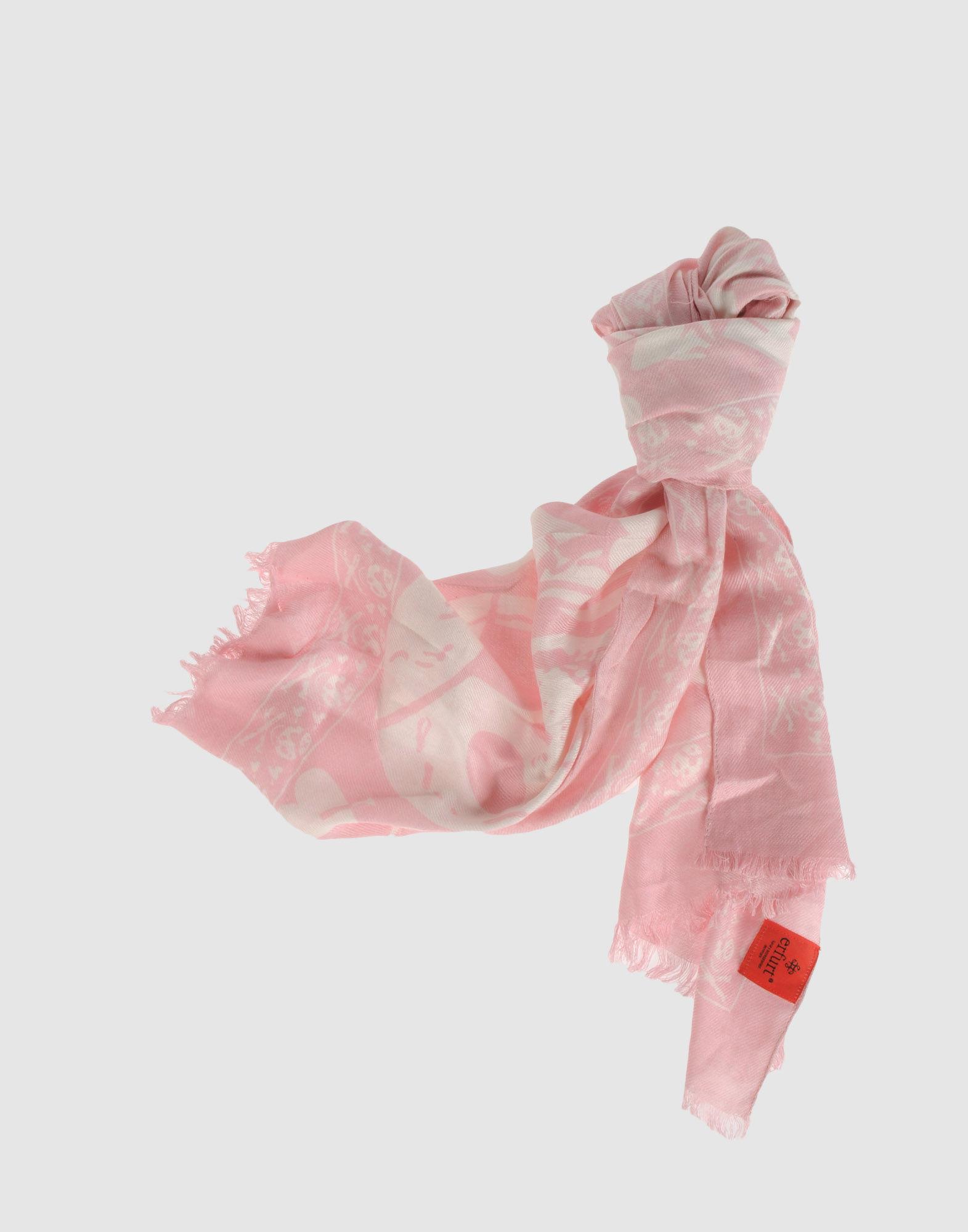 erfurt oblong scarf in pink lyst