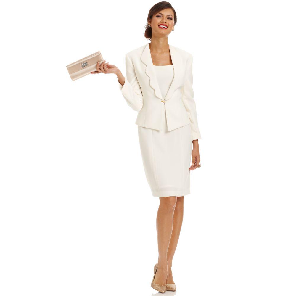 Galerry sheath dress jacket