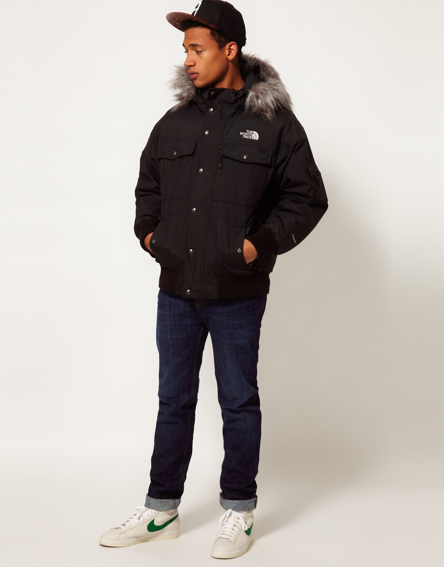 Lyst - The North Face Gotham Jacket in Black for Men a894f4549