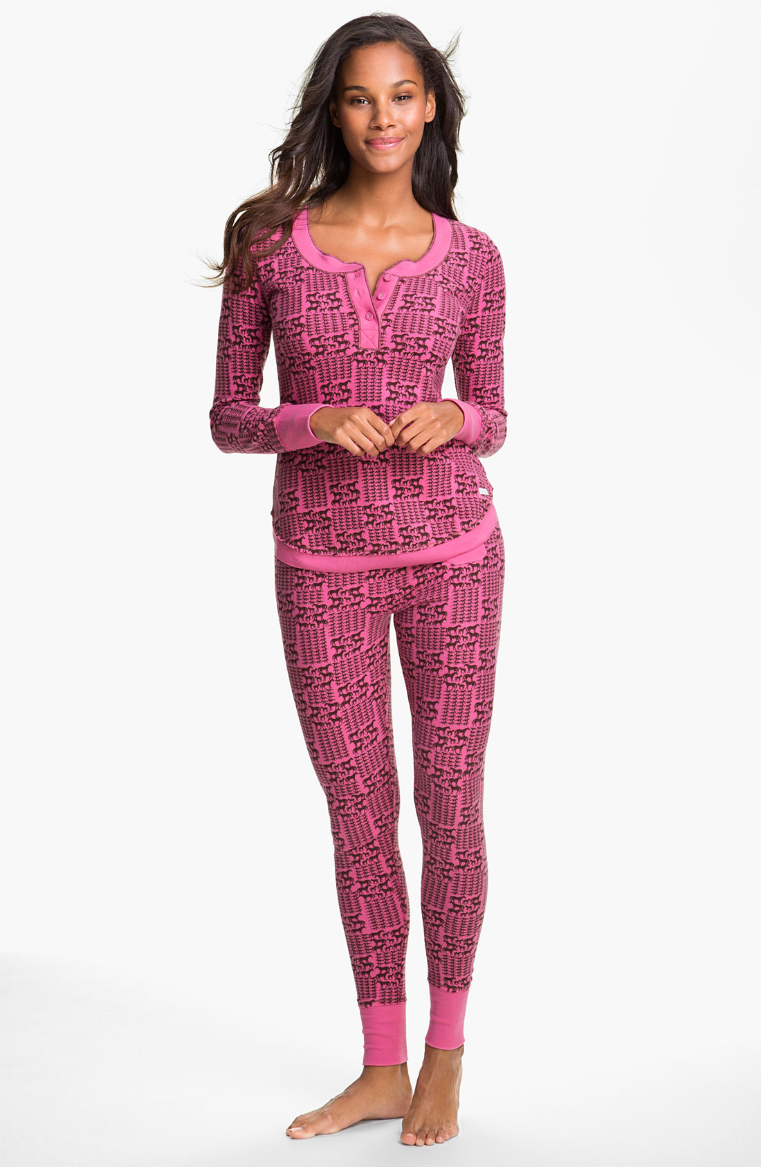 See all results for womens thermal pajamas. Tommy Hilfiger. Women's Long Sleeve Thermal Pajama Set Pj, from $ 20 10 Prime. out of 5 stars Leveret. Women's Pajamas Fitted Printed Owl 2 Piece Pjs Set % Cotton Sleep Pants Sleepwear (XSmall-XLarge) from $ .