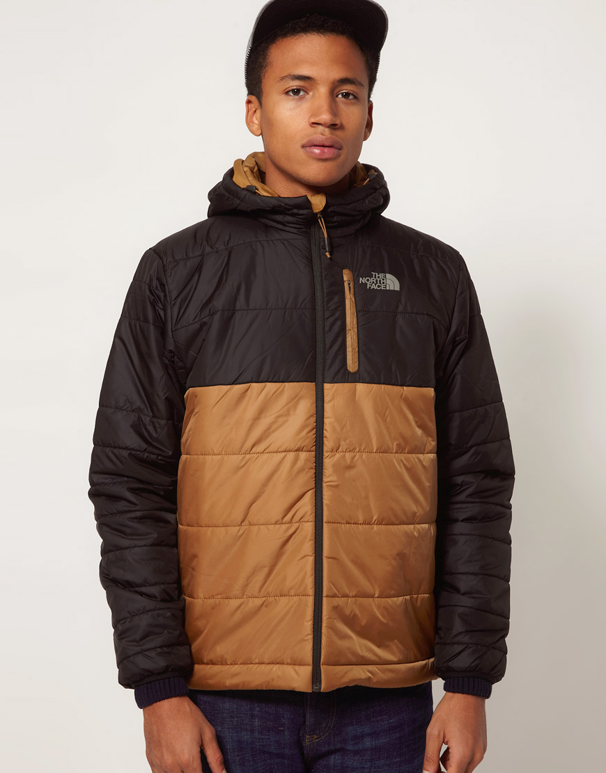 The north face Khotan Jacket in Brown for Men Lyst ... ebadba3f9