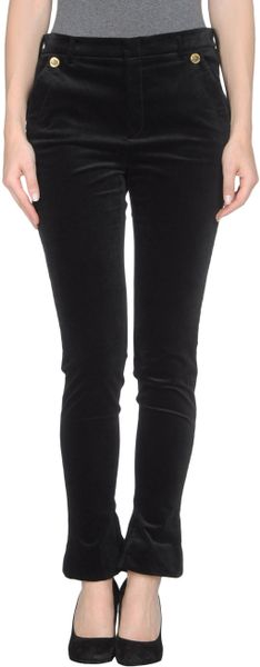 Gucci Casual Trouser in Black (noir)