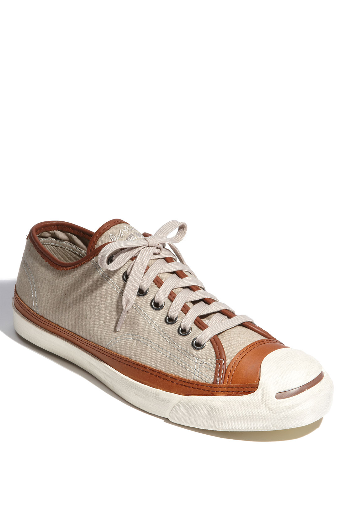 Diesel Leather Tennis Shoes
