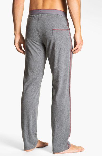 Diesel Adonis Lounge Pants In Gray For Men Grey Lyst