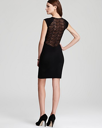 Black dress from french connection