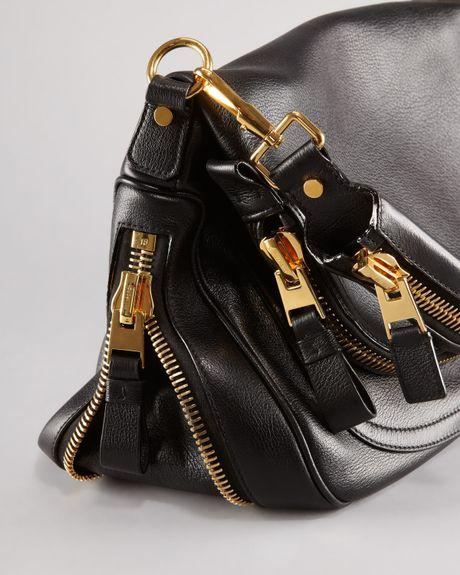 Tom Ford Black Shoulder Bag 107