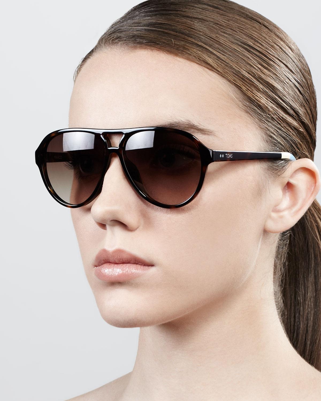 oversized aviator sunglasses 2017