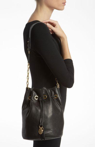 T Tahari 'Lily' Drawstring Shoulder Bag 29